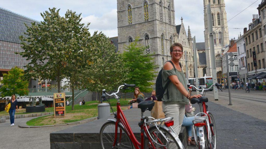 Cykla Gent
