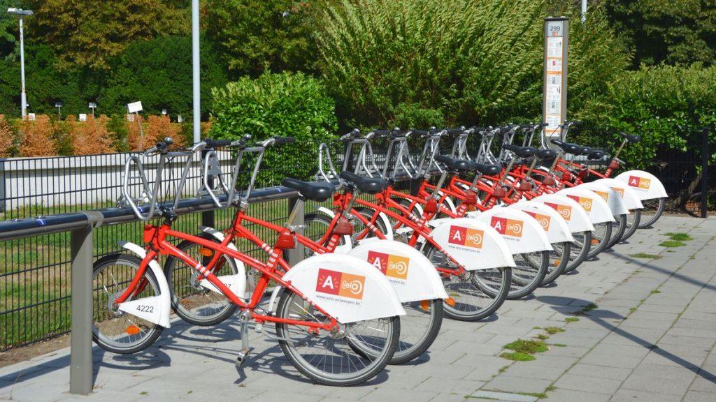 Göra i Antwerpen? Cykla kanske!