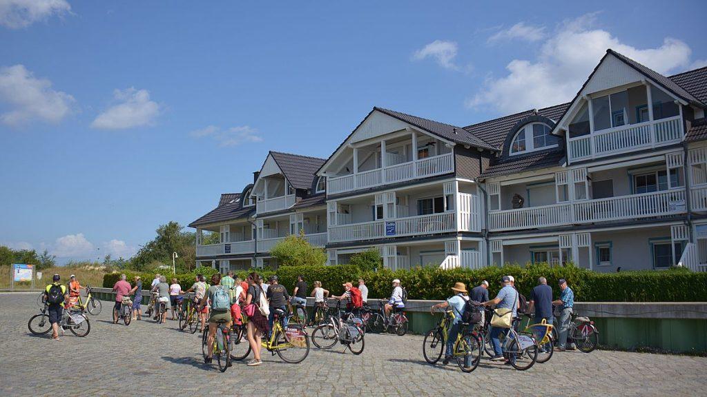 Cykeltur från Kummin gästhamn