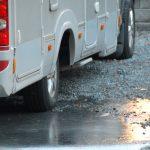 Husbilar har fel däck och däcktryck