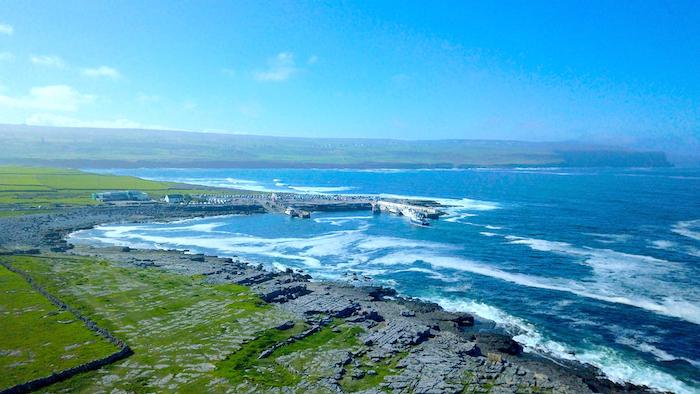 Doolin på Irland