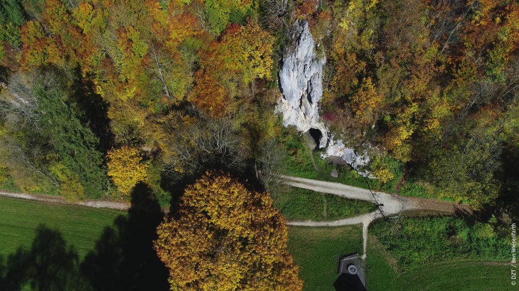 Grottor i Tyskland - Feengrotte