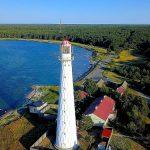 Dagö i Estland – bland fyrar och svensk historia