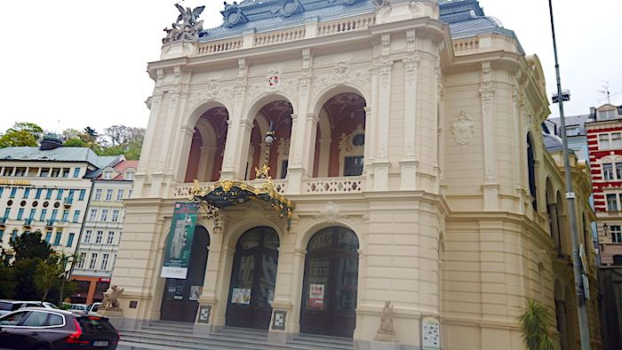 teatern Karlovy Vary