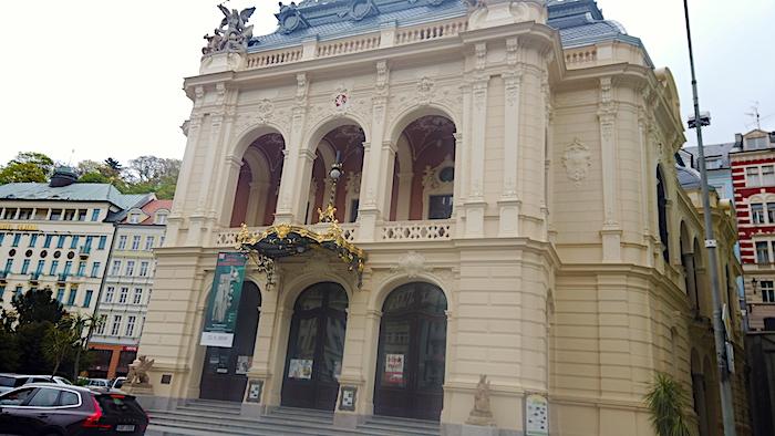 teatern i Karlovy Vary