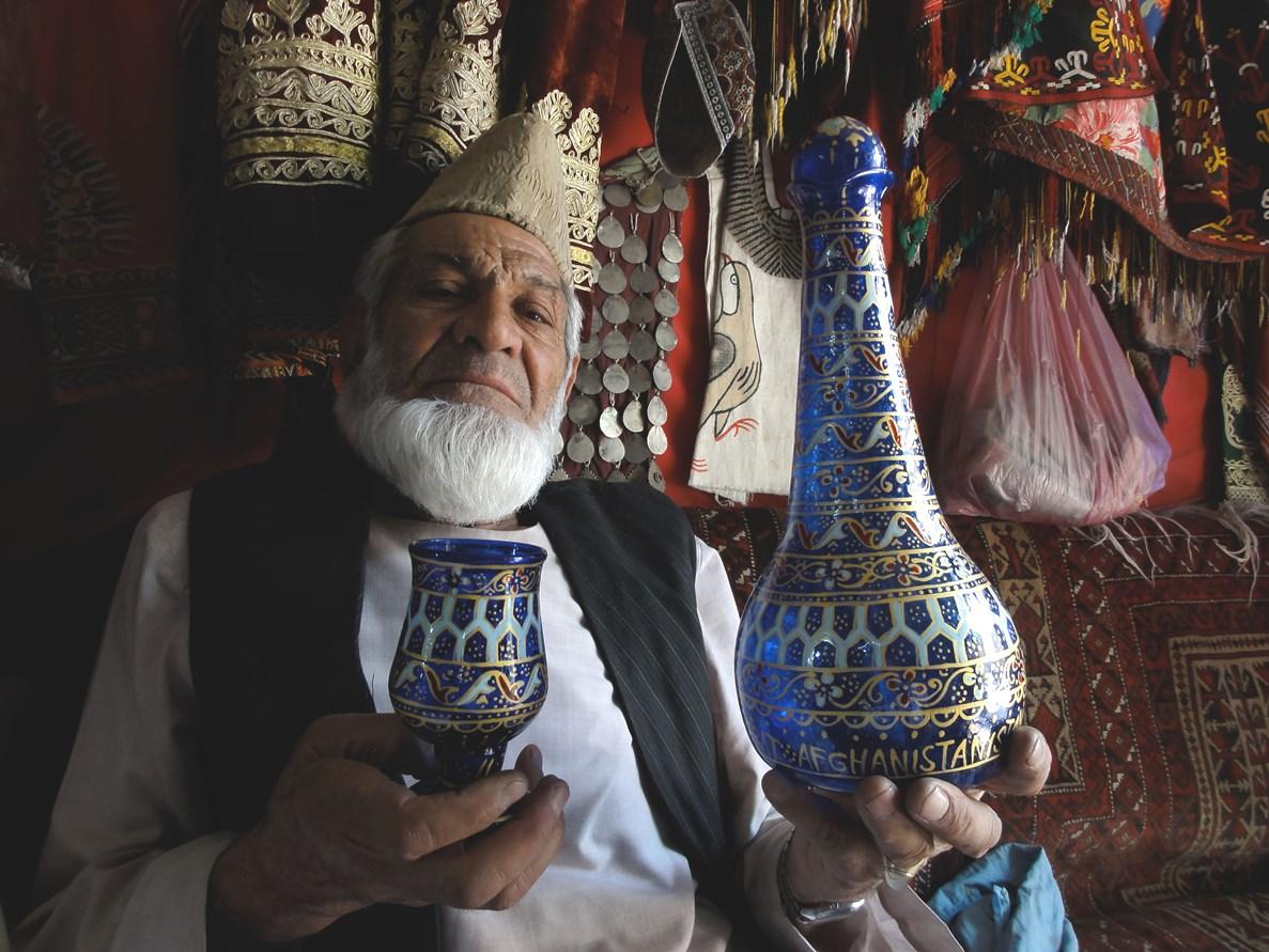 Sultan Hamidi i Herat, Afghanistan 2011
