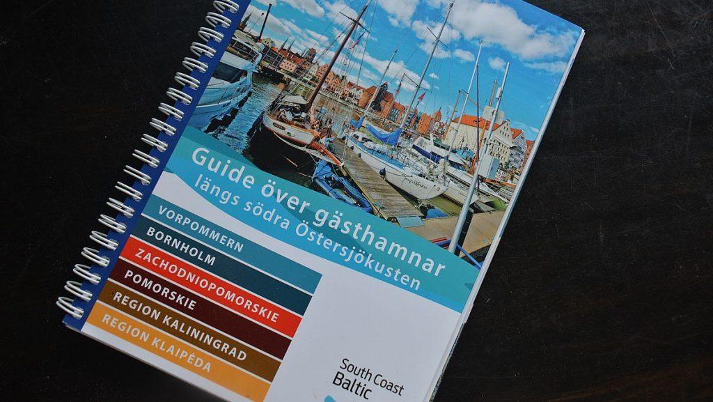 Segla i östersjön - guide över gästhamnar