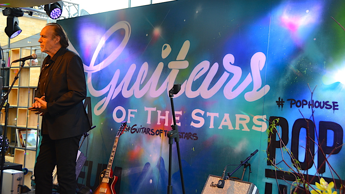 Guitars of the stars, Claes af Geijerstam