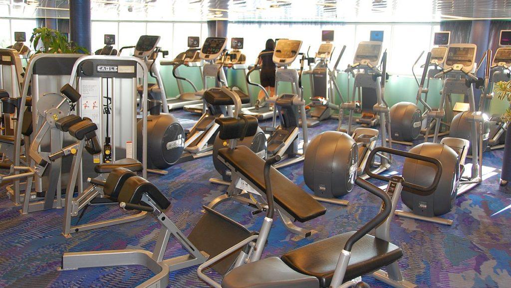 Gym Holland America Line