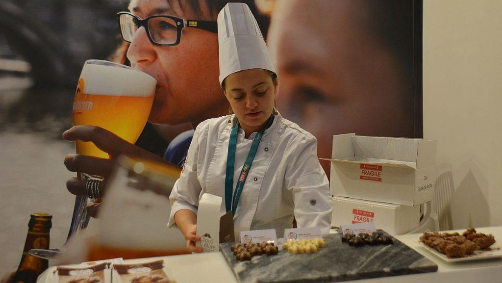 Belgisk choklad hos Visit Flandern