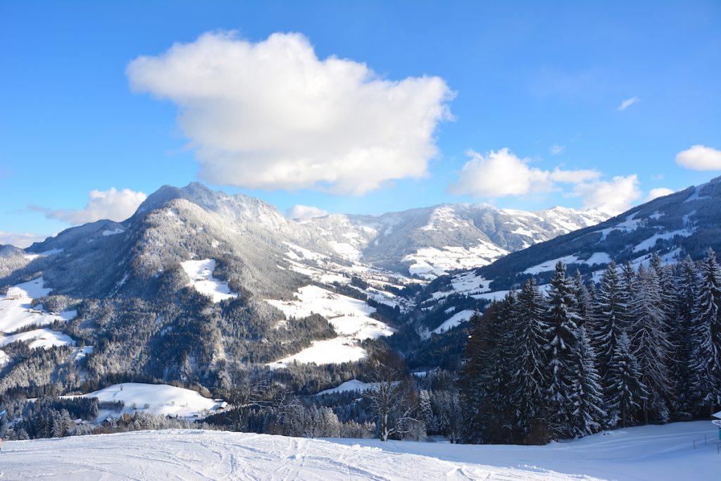 Åka skidor i Österrike 2020 - 2021