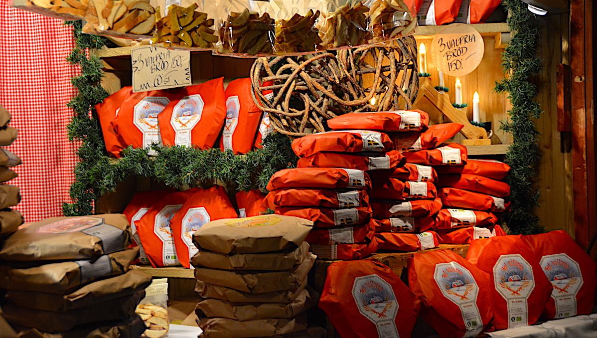 Julmarknad i Gamla stan