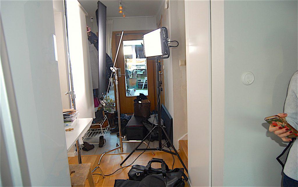 Filmutrustning