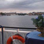 M/S Molly i Stockholm – om chartrat flyg på chartrad båt