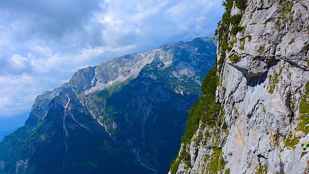 vandra i alper