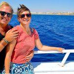 Snorkla i Sharm el Sheikh i Egypten – en härlig båttur
