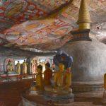 Dambulla i Sri Lanka – det gyllene grottemplet