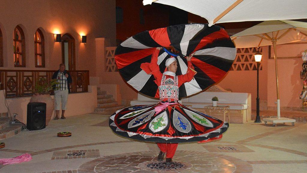 Dans i Egypten
