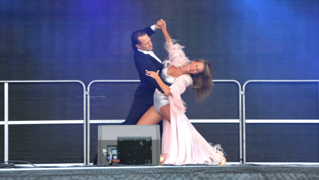 Dansshow Stora Nolia