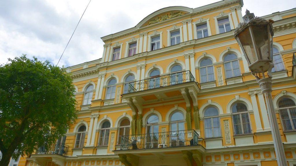 Den gula staden