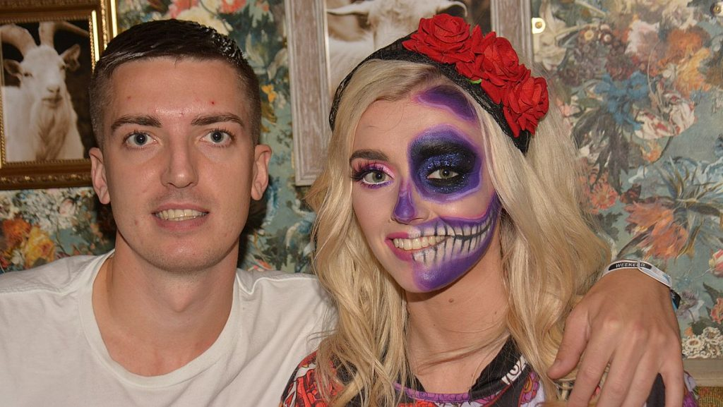 Halloween i Londonderry