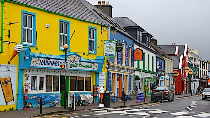 Fakta om Irland