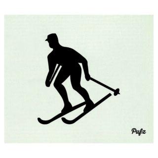 Diskduk Slalomåkare