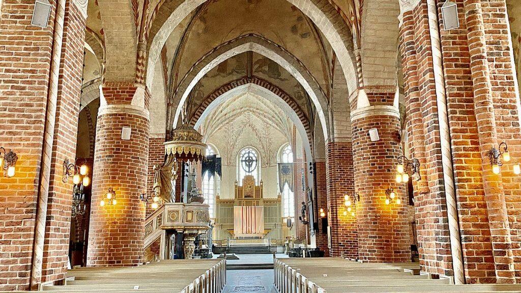 Göra i Strängnäs - kolla in domkyrkan