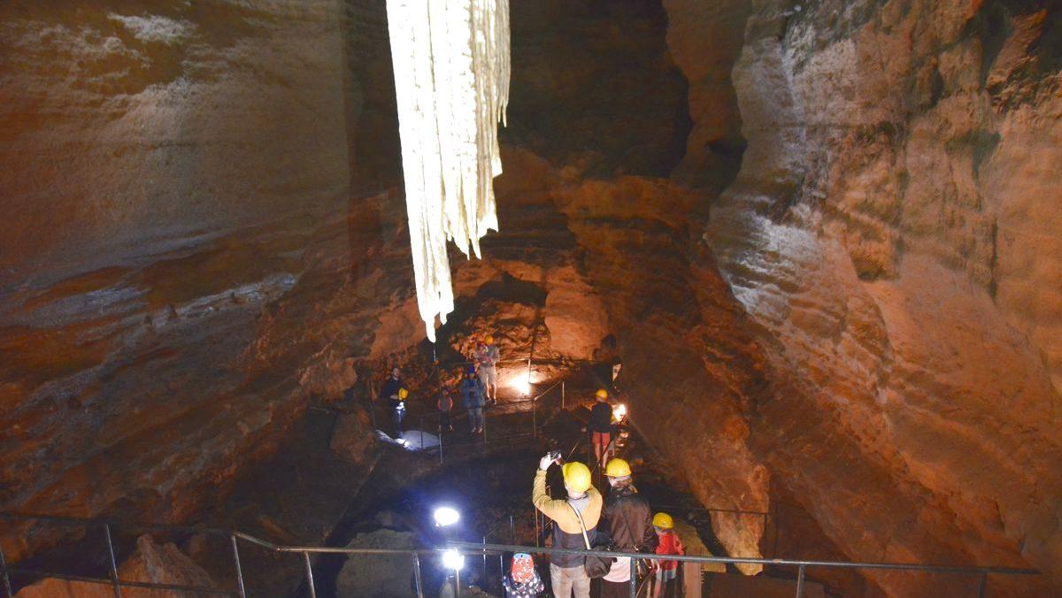 Doolin cave Irland