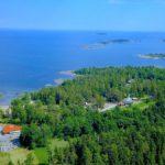 Ängskärs havscamping i Uppland – och tre ställplatser