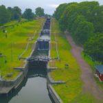 Bergs slussar – Göta kanals mäktiga slusstrappa