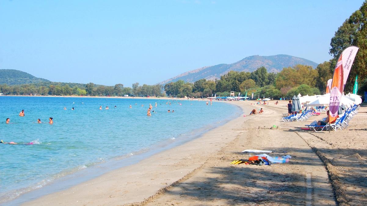 Drepanos beach