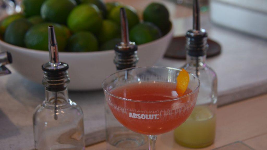 drink The Åhus villa