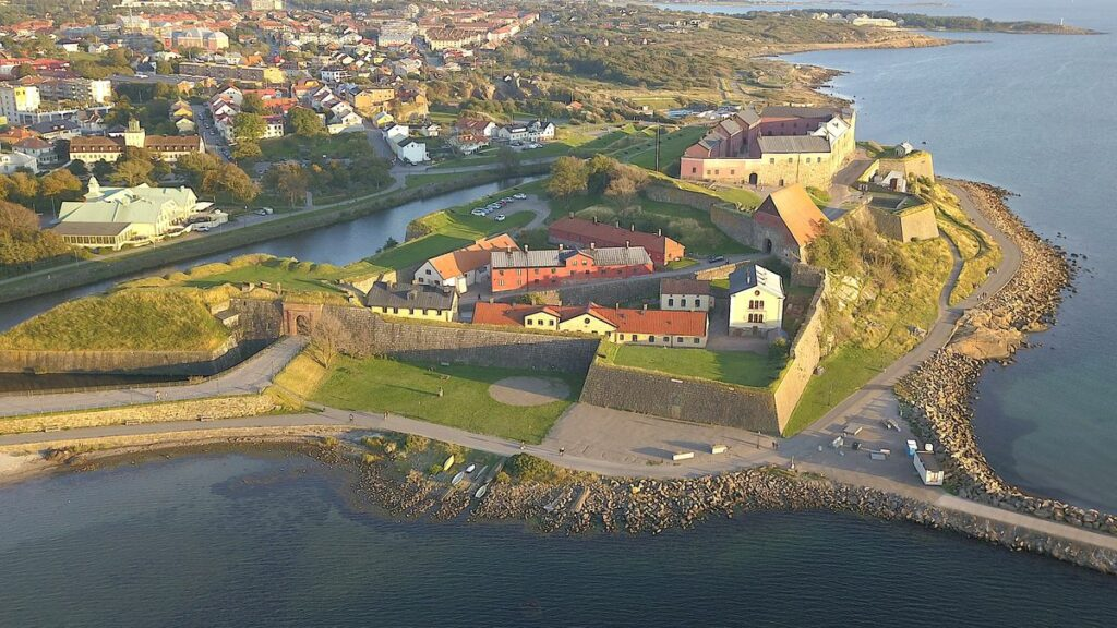 Göra i Halland - Varbergs fästning