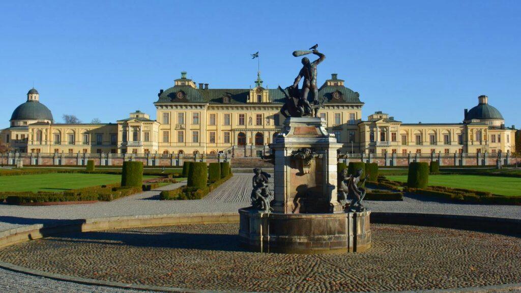 Göra i Uppland - Drottningholms slott