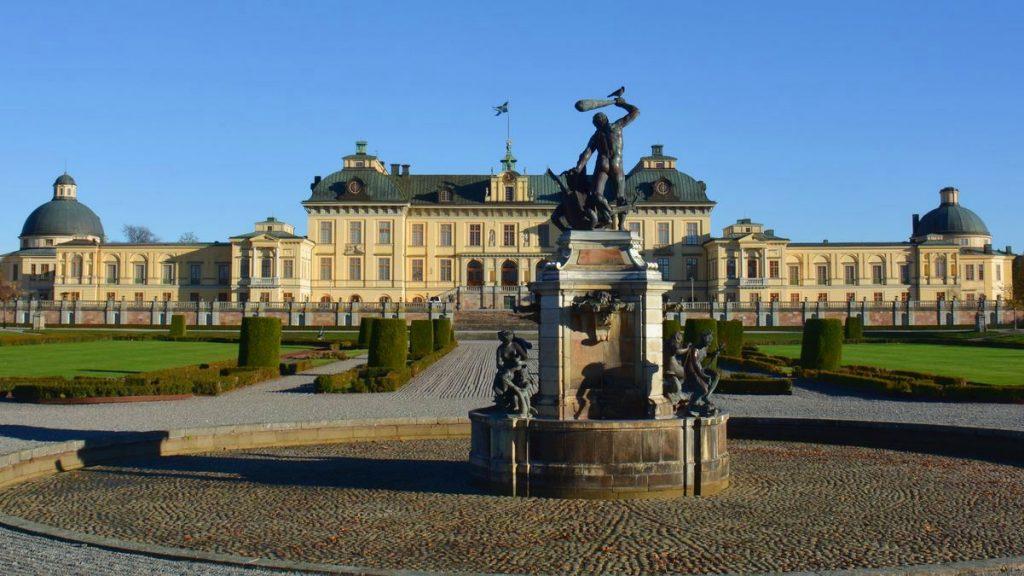 Göra i Stockholm - slott