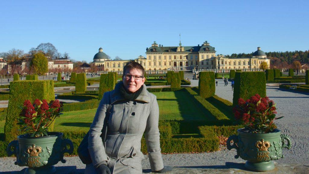 Drottningholms slott i Stockholm  Freedomtravel