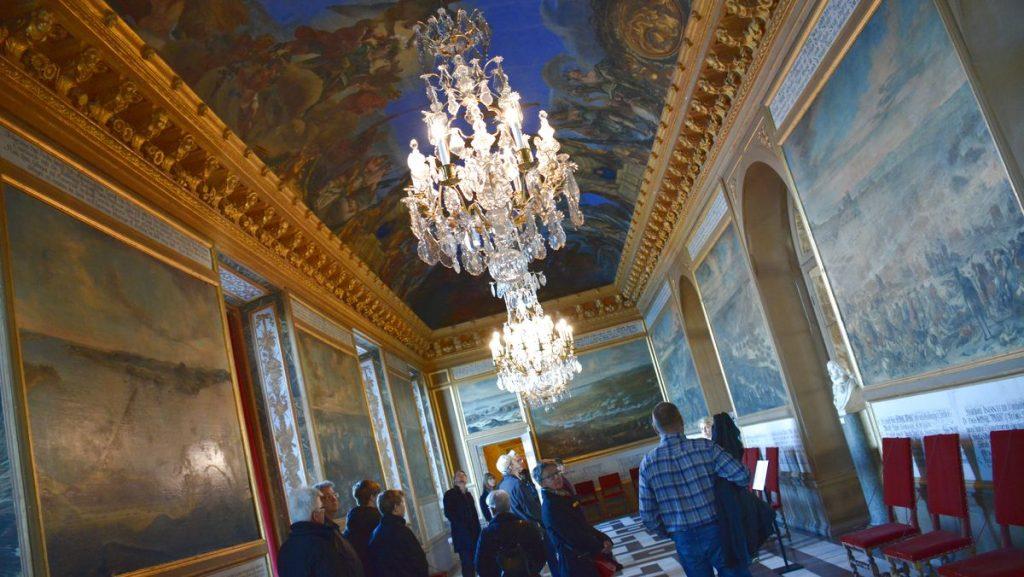 Drottningholm interiör
