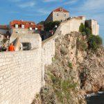 Historiska sevärdheter i Dubrovnik, Kroatien