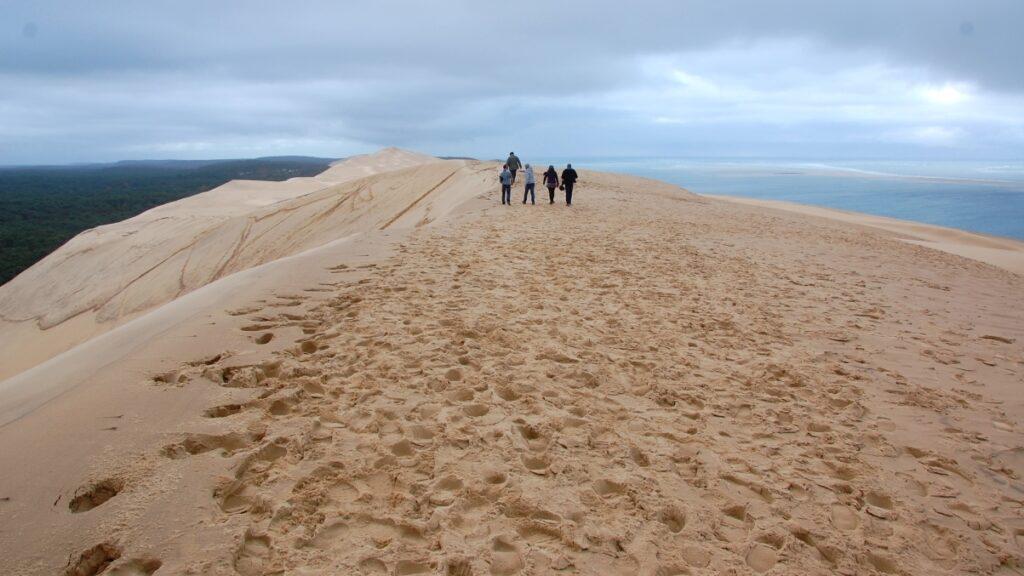 Fakta om Frankrike - Dune du Pilat