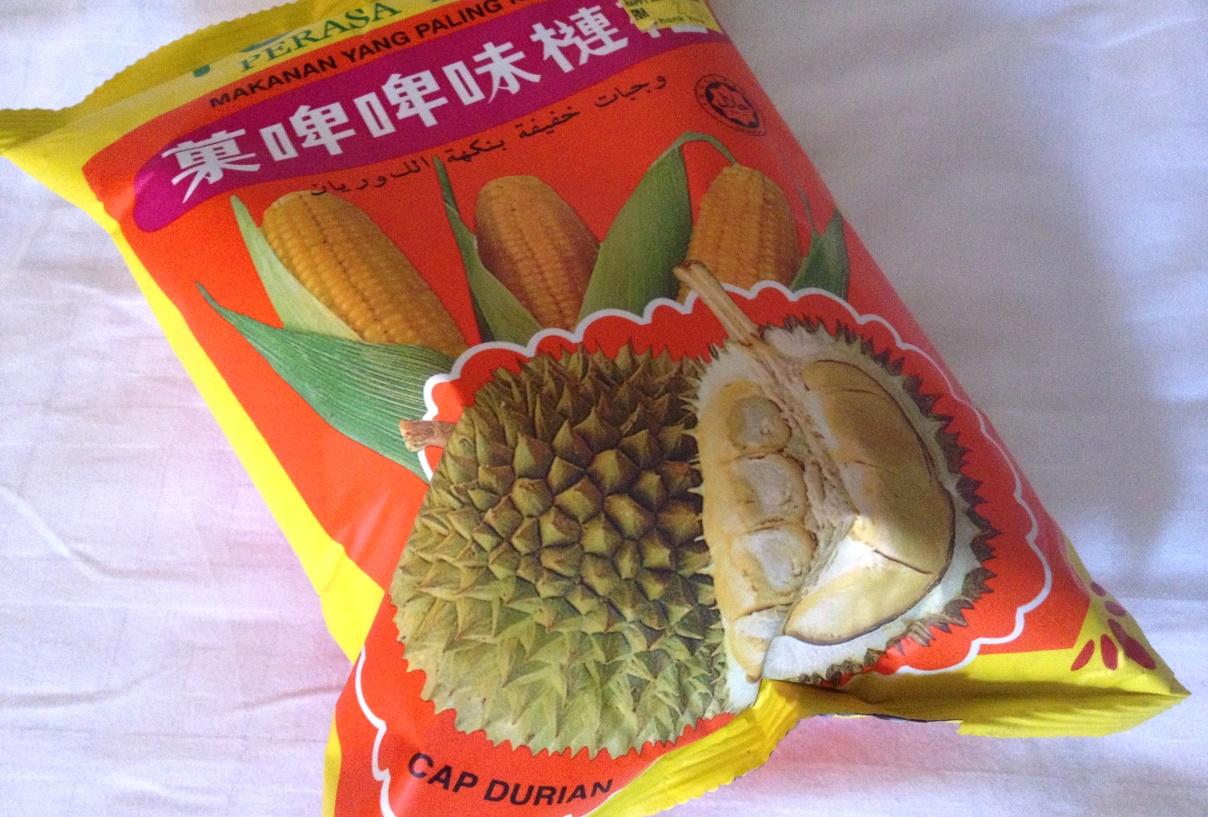 Durian popcorn