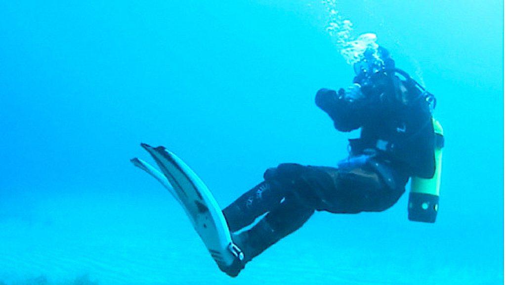 Dykning på Malta