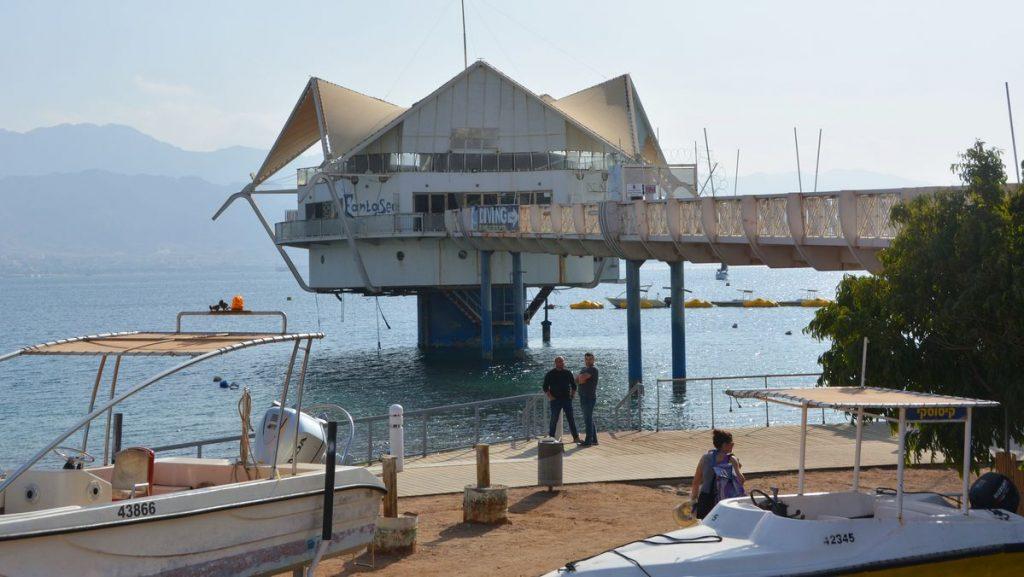Dykning Eilat