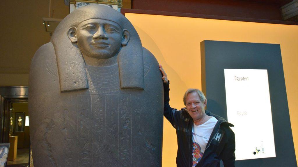 Egypten utställning