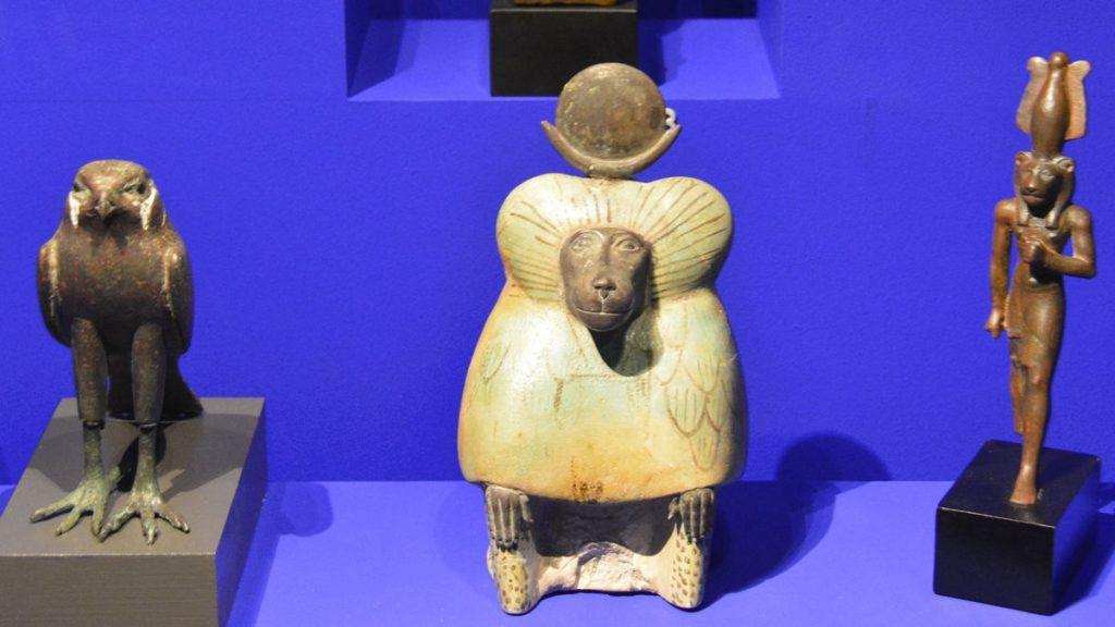 Egypten utställning Medelhavsmuseet