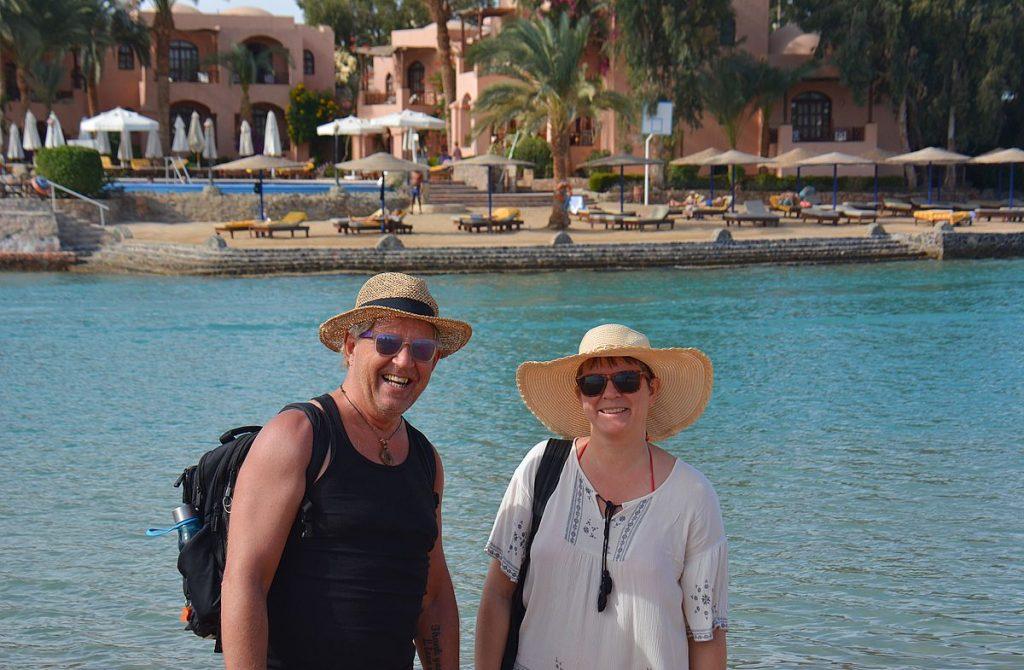 Se och göra i Hurghada