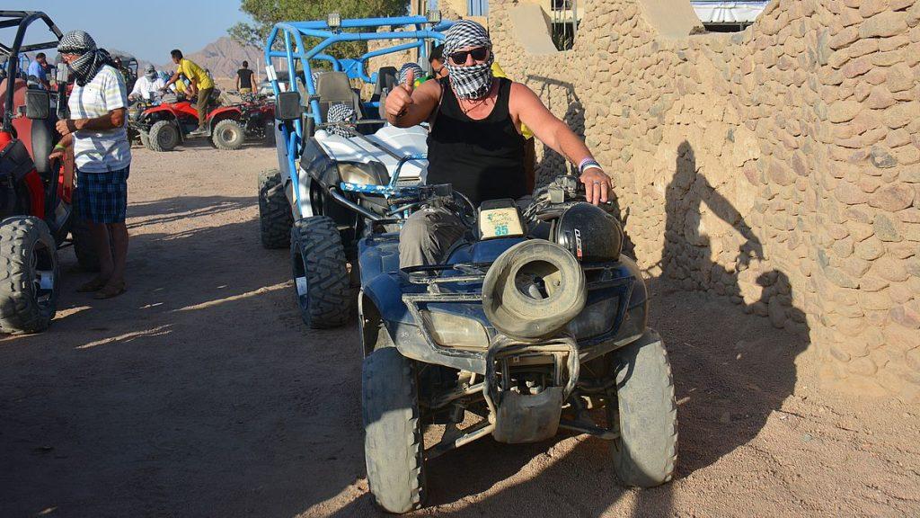 Ökensafari i Sharm el Sheikh