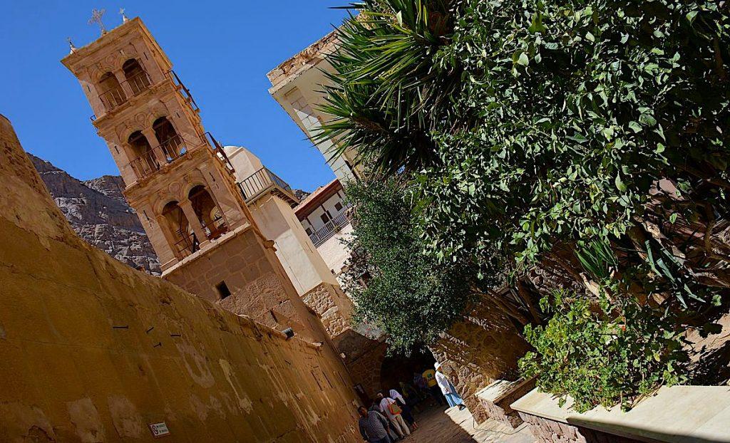 Katarinaklostret vid Sinaiberget