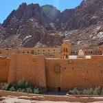 Katarinaklostret vid Sinaiberget – där moses mottog budorden