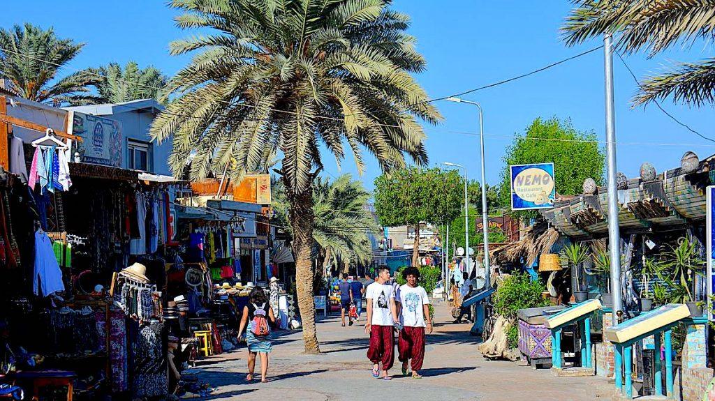 Dahab på Sinaihalvön